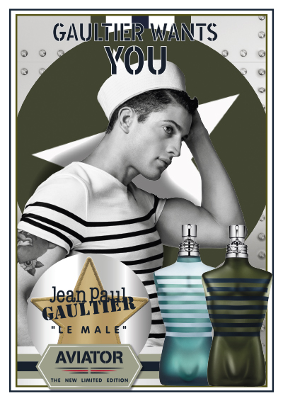 Jean Paul Gaultier Le Male Aviator Edition 2020 Eau de Toilette