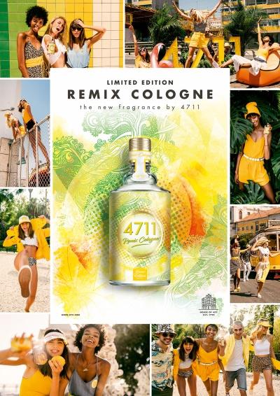 4711 Remix Cologne Zitrone