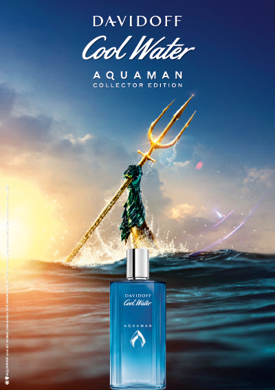 Davidoff Cool Water Aquaman Eau de Toilette 125ml