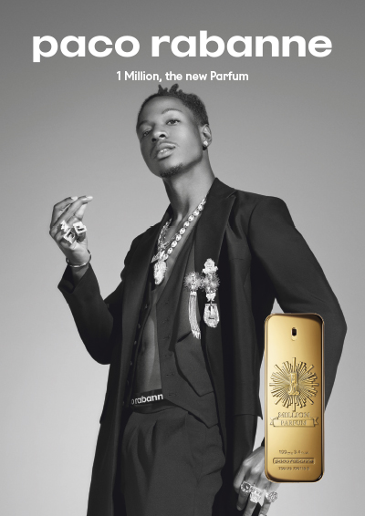 Paco Rabanne 1 Million - the new Parfum