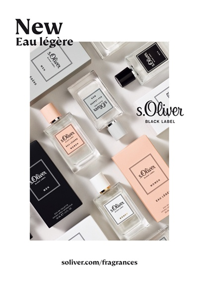 S.Oliver Black Label Eau Légère for Men & Women