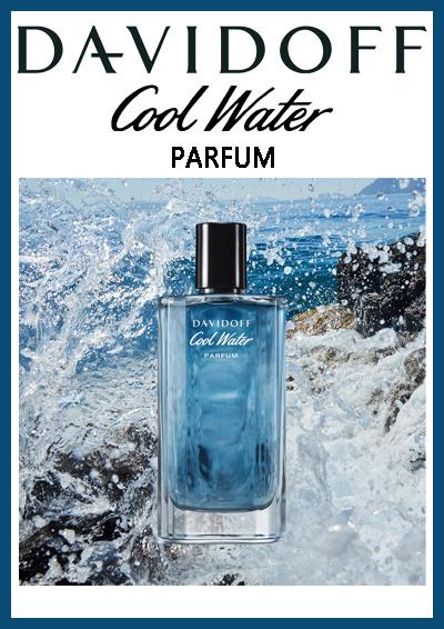 Cool Water Parfum von Davidoff