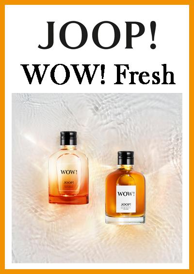 Joop Wow! Fresh Eau de Toilette