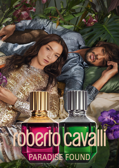 Roberto Cavalli Paradise Found for Men & Women